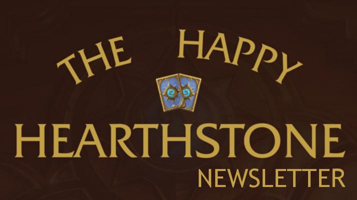 Hearthstone Newsletter