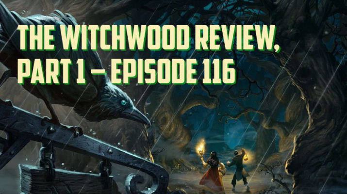 Witchwood Review