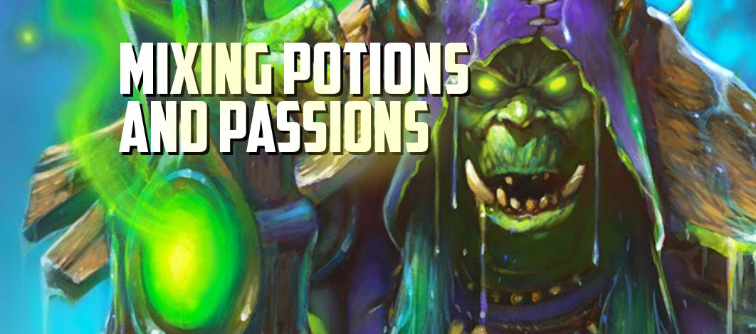 Mixing Potions and Passions – Episode 128