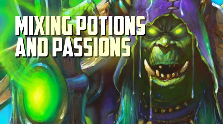 Mixing Potions and Passions - Episode 128