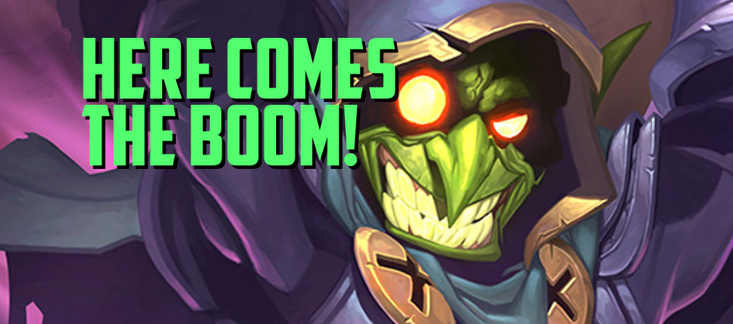 Here Comes the BOOM! – Episode 131