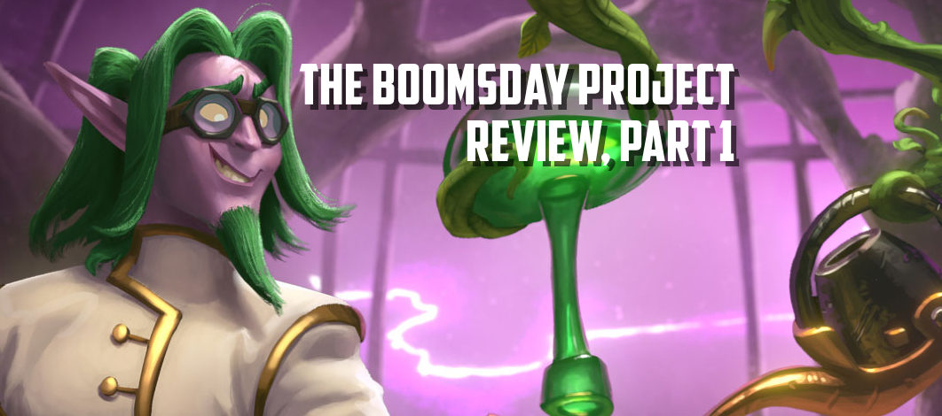 The Boomsday Project Review, Part 1 – Episode 133