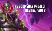 The Boomsday Project Review, Part 2 – Episode 134