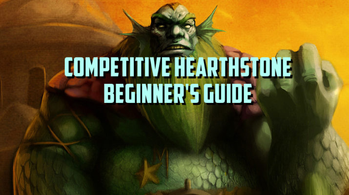 Competitive Hearthstone Beginner's