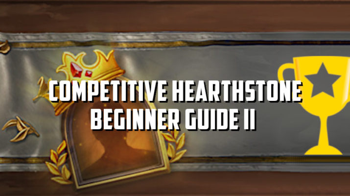 Competitive Hearthstone