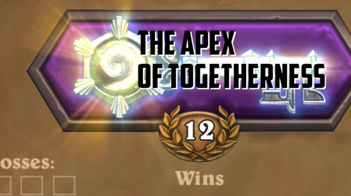 The Apex of Togetherness - Episode 149 – The Happy Hearthstone