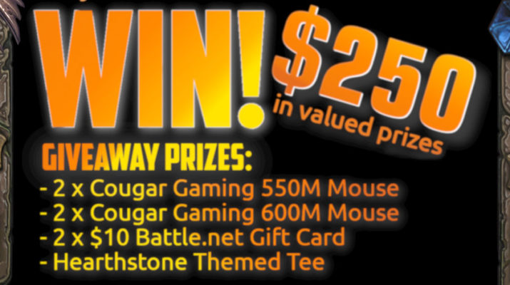 The Happy Hearthstone Holiday Giveaway!