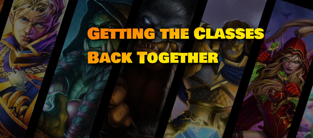 Getting the Classes Back Together – Episode 156