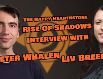 Peter Whalen and Liv Breeden Interview