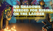 No Shadows Needed for Rising on the Ladder – Episode 160