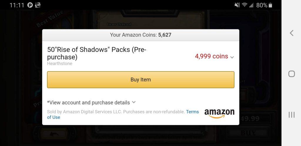 Save $20 on Your Next Saviors of Uldum Packs Order - BEST