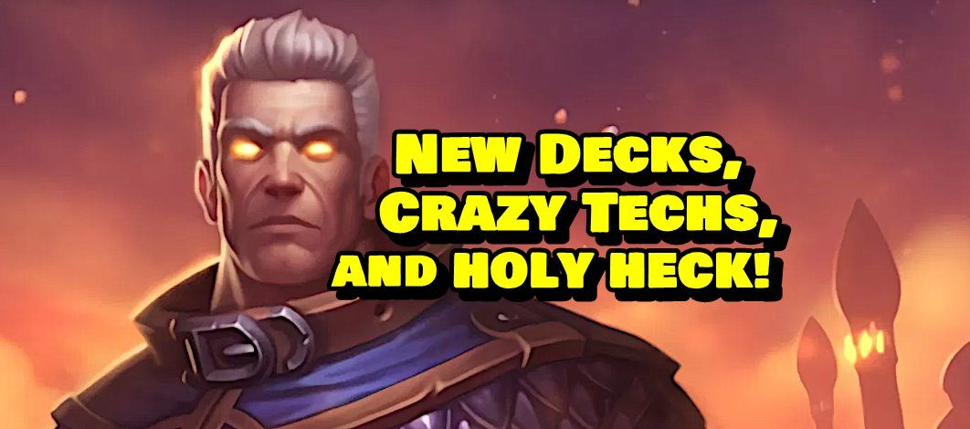 New Decks, Crazy Techs, and HOLY HECK! – Episode 165