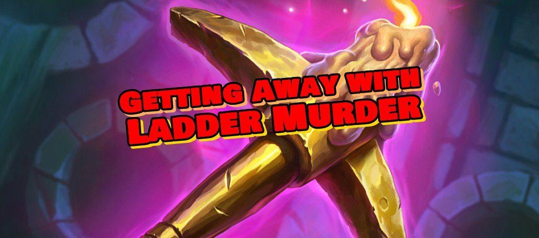 Getting Away with Ladder Murder – Episode 166