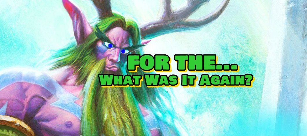 FOR THE… What Was It Again? – Episode 167