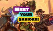 Meet Your Saviors! – Episode 172
