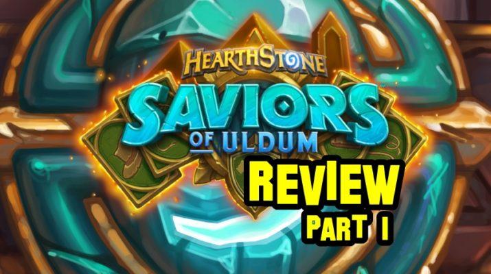 Saviors of Uldum Review, Part 1 - Episode 176 – The Happy