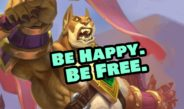 Be Happy. Be Free. – Episode 184