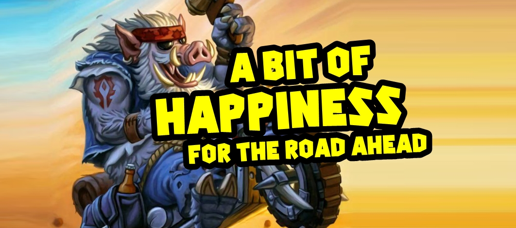 A Bit of Happiness for the Road Ahead – Episode 202