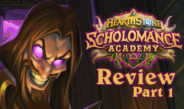 Scholomance Academy Review, Part 1 – Episode 203