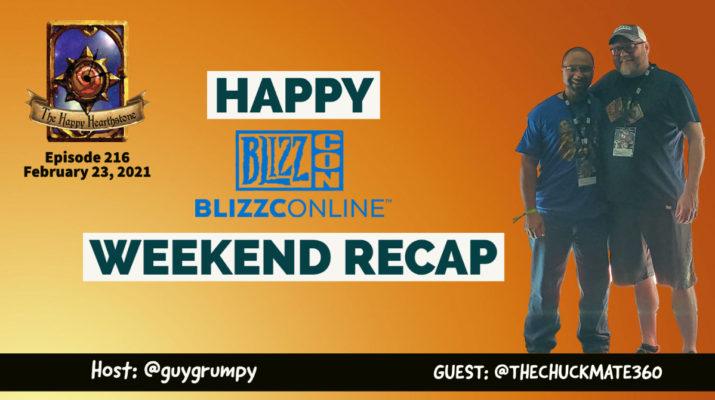 Happy BlizzConline Weekend
