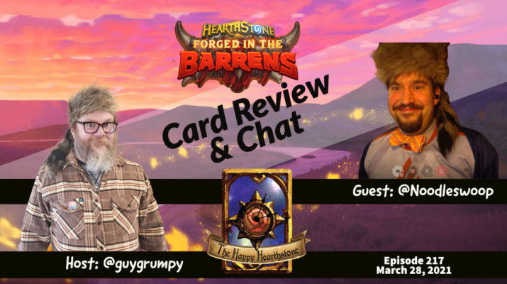 Card Review Forged in the Barrens